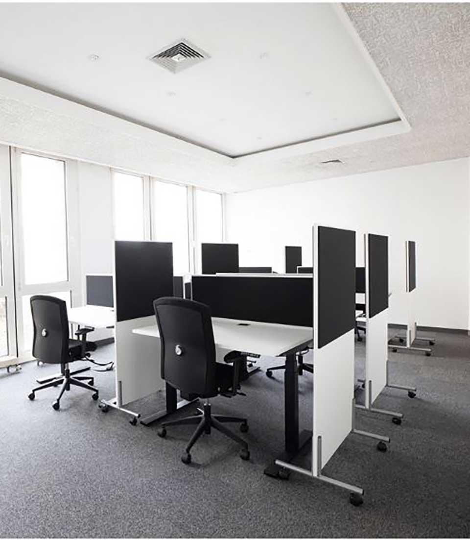shared office plaezte in duesseldorf